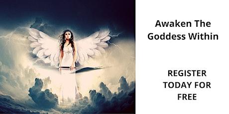 Awaken The Goddess Within - For The Rising Spiritual Goddess tickets