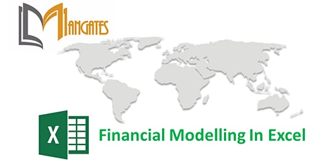 Financial Modelling In Excel 2 Days Virtual Live Training in Utrecht tickets