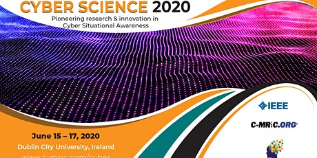 Cyber Science 2020 tickets