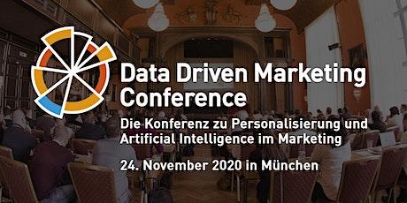 DDMC - Data Driven Marketing Conference 2020 Tickets