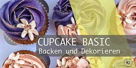 Cupcake Basic Workshop mit Vanessa Dettenberg Tickets
