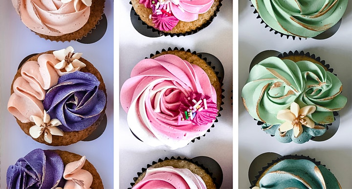Cupcake Basic Workshop mit Vanessa Dettenberg: Bild