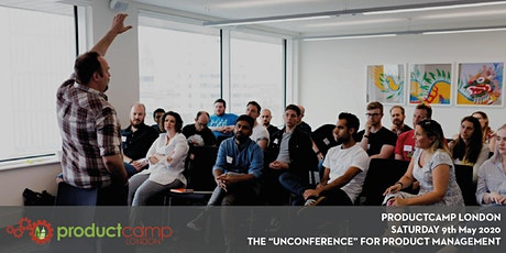 ProductCamp London 2020 tickets