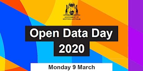 WA Open Data Day 2020 tickets