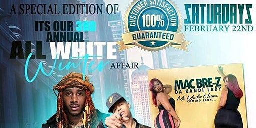All white party hosted by baby D & Mac Breezy
