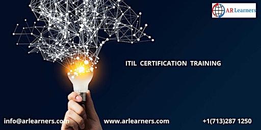 ITIL V4 Certification Training in Charleston, SC, USA