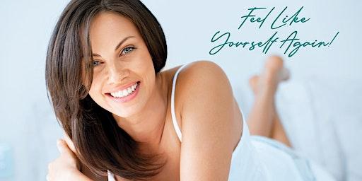 Feel Like Yourself Again! Reversing Aging For Women Event