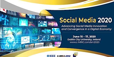 IEEE Social Media 2020 tickets