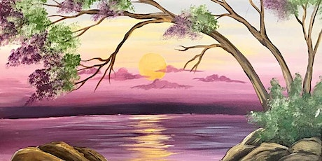 Paint and Sip Workshop 'Pure Tranquility' tickets