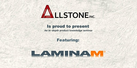 Laminam: An in-depth product knowledge seminar tickets