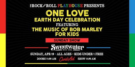 One Love Ft. The Music of Bob Marley for Kids Earth Day Celebration tickets