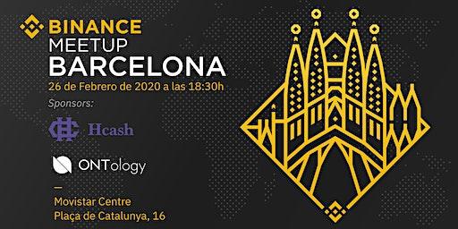 Binance Meetup Barcelona