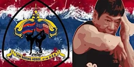 Ajarn Chai Sirisute Muay Thai Seminar 2020 tickets