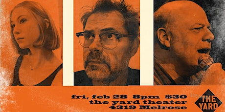 Dana Gould & Friends: a Benefit for The Yard Theater tickets