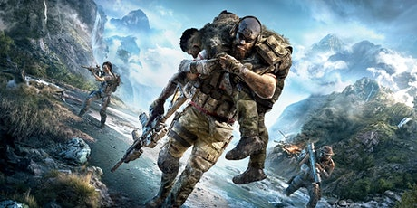 Ubisoft Community Event - Ghost Recon Breakpoint Tickets