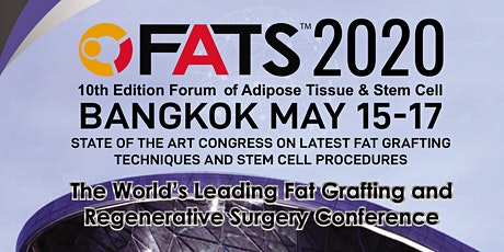 FATS BANGKOK 2020 tickets