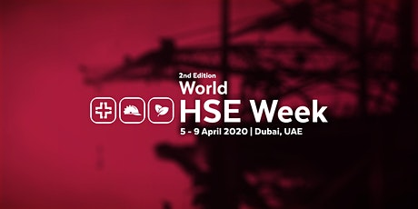 2nd Edition World HSE Week tickets