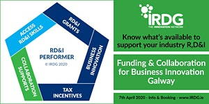 IRDG Funding & Collaboration for Business Innovation,...