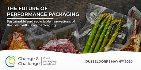 Change & Challenge: The future of performance packaging Tickets