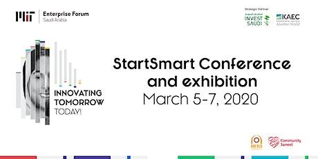 StartSmart Conference and exhibition  - MITEF Saudi 2020 tickets