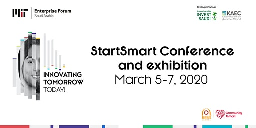 StartSmart Conference and exhibition  - MITEF Saudi 2020