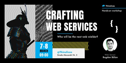 How to craft Web Services (2-day Workshop)