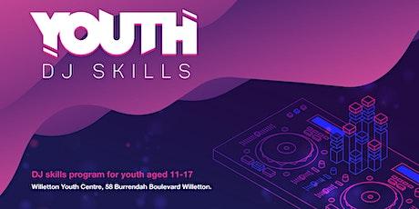 Youth DJ Skills  - Beginner Workshop tickets