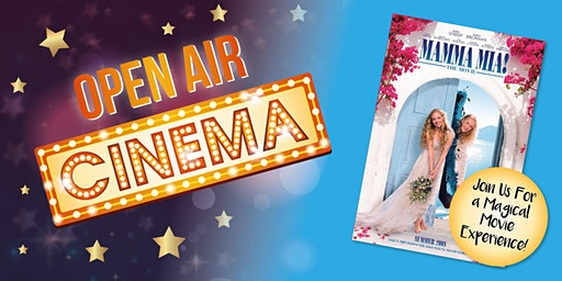 Mamma Mia Open Air Cinema - Huddersfield
