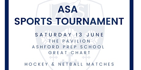 ASA Sports Tournament tickets