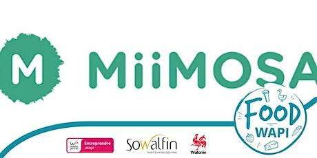 Conférence - le crowdfunding pour  financer vos projets -Miimosa billets