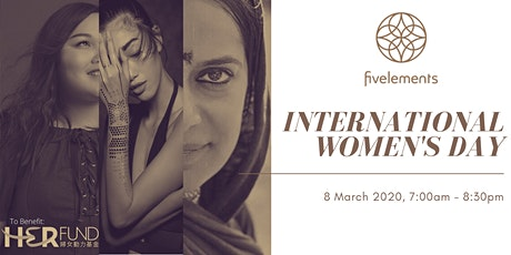 International Women's Day @Fivelements Habitat tickets