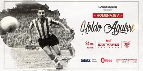 Radio Bilbao presenta 'HOMENAJE A KOLDO AGUIRRE'  entradas