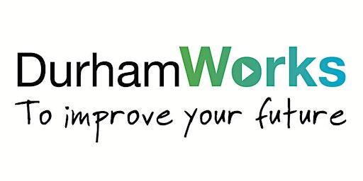 DurhamWorks Employability and Engagement Event