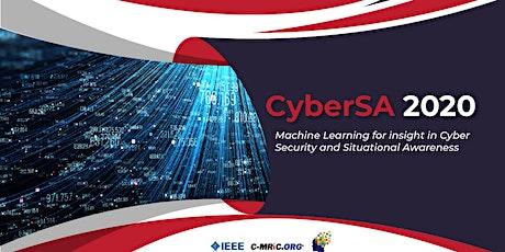 IEEE CyberSA 2020 tickets