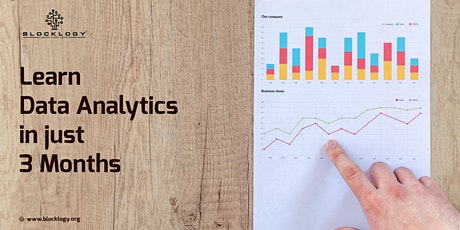 Diploma in Data Analytics, Learn from Basic to Expert Level tickets