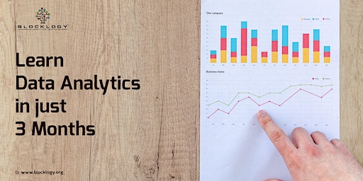 Diploma in Data Analytics, Learn from Basic to Expert Level