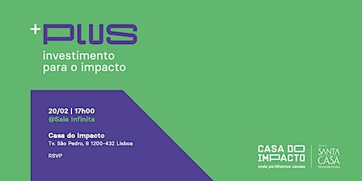 Lançamento | +PLUS  - Investimento para o Impacto