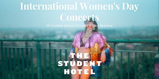International Woman's Day - Concerts