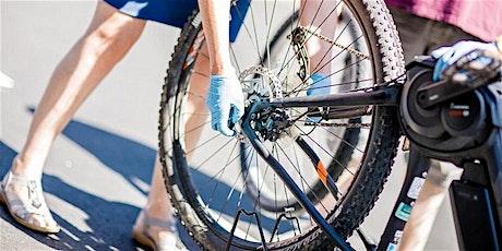 Cycling UK - Belles on Bikes Edinburgh bike maintenance tickets