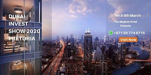 Dubai Property Show - Pretoria 2020