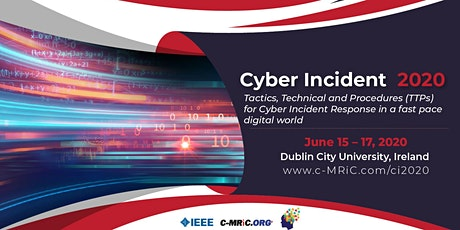 IEEE Cyber Incident 2020 tickets
