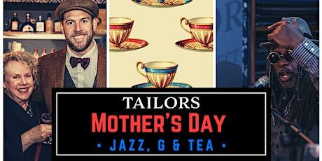 MOTHER'S DAY: Speakeasy Jazz, G & Tea! tickets