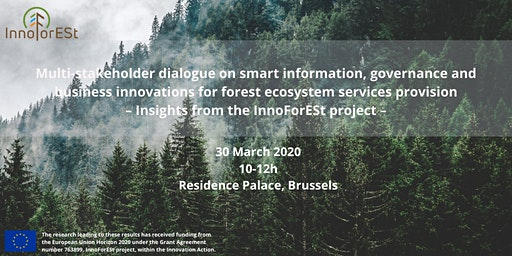 Multi-stakeholder dialogue: Insights from the InnoForESt project