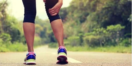 Running gains without the pain - Effective ways to reduce running injury. tickets