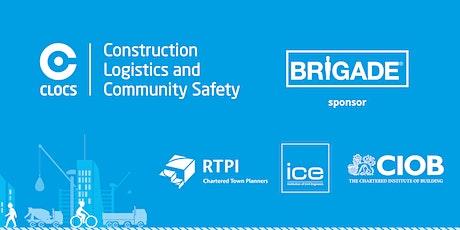 CLOCS City Inspiration Event Birmingham - sponsored by Brigade tickets