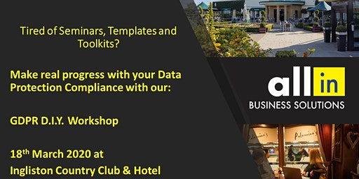GDPR D.I.Y. Workshop