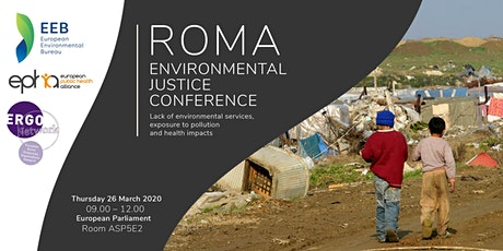 Roma Environmental Justice Conference tickets