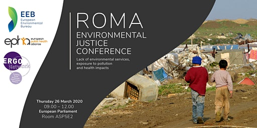 Roma Environmental Justice Conference