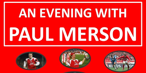 AN EVENING WITH PAUL MERSON