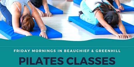Pilates Class - Friendly group in Bradway/Greenhill/Beauchief tickets